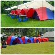 Tenda Doom Besar Uk Regu 8 Orang 3x3 Meter. (12638071) di Kota Surabaya