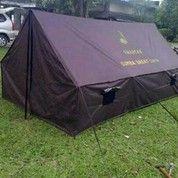 Tenda Regu/Pramuka 3x4meter D300 TNI. Kapasitas 10 Orang Dewasa (12638821) di Kota Surabaya