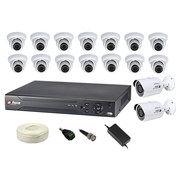 CCTV Paket 16 Ch Lengkap