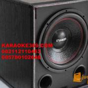 "subwofer karaoke aktif 12"" (1270252) di Kota Jakarta Selatan"
