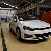 Dp All New Volkswagen Scireocco TSI @VW Kemayoran (12752021) di Kota Jakarta Pusat