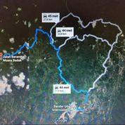 Tanah 100 Hektar Samarinda Utara (12771711) di Kota Samarinda