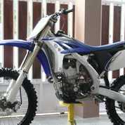 MotorTrail MX Cross Yamaha YZ 250 F 2012