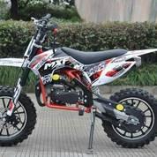 Motor Mini Trail Merk MXF 49cc Murah