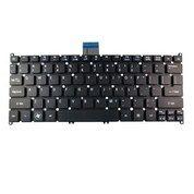 Keyboard Acer Aspire S3 S3-951 V5-171 S5-391 US - Black