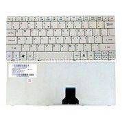 Keyboard ACER Aspire One 751ZA3 White