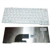 Keyboard ACER Aspire One 531h 751h P531h A110 D150 White