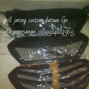 Grill Jaring Datsun Go Polos Sporty