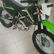 MOTOR Trail Kawasaki Klx 150 CC Thn 2016 (12867477) di Kota Surabaya