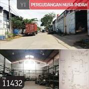 Gudang Pergudangan Nusa Indah, Tangerang, 2 Lt, HGB (12895467) di Kota Tangerang