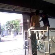 Kontraktor Pintu Kaca Otomatis Surabaya Kontraktor Pagar Otomatis Pintu Garasi Otomatis Surabaya