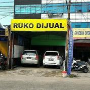 Ruko/Rukan 4 Lantai Sangat Strategis Di Rawamangun Jakarta Timur