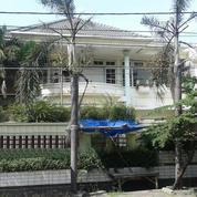 SEMI FURNISH Rumah Raya Darmo Permai Selatan EX Kantor, Resto Dll (12913733) di Kota Surabaya