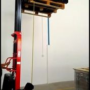 Semi Electric Stacker / Hand Stacker Otomatis / Hand Lift (12921771) di Kota Tangerang