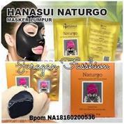 Hanasui Naturgo BPOM - Masker Hanasui Naturgo BOX