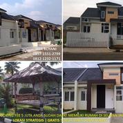 Kristal Garden Residences Rumah Siap Huni Di Cibinong Cukup Bayar 5Juta Free Biaya Surat2
