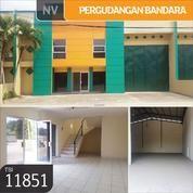 Gudang Pergudangan Bandara Benda Permai, Dadap, Tangerang, 15x28, 2 Lt, SHM (12994115) di Kota Tangerang