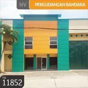 Gudang Pergudangan Bandara Benda Permai, Dadap, Tangerang, 15x28, 2 Lt, SHM (13010323) di Kota Tangerang