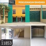 Gudang Pergudangan Bandara Benda Permai, Dadap, Tangerang, 15x28, 2 Lt, SHM (13010583) di Kota Tangerang