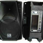 Speaker Monitor Aktif Ada Port Usb,Bluetooth Dan Sd Card 15 Inch Fiber Alpha Seven