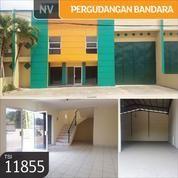 Gudang Pergudangan Bandara Benda Permai, Dadap, Tangerang, 15x28, 2 Lt, SHM (13012203) di Kota Tangerang