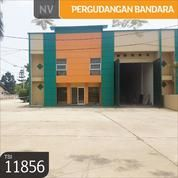 Gudang Pergudangan Bandara Benda Permai, Dadap, Tangerang, 20,5x30, 2 Lt, SHM (13012879) di Kota Tangerang