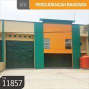 Gudang Pergudangan Bandara Benda Permai, Dadap, Tangerang, 15x28, 2 Lt, SHM (13013037) di Kota Tangerang