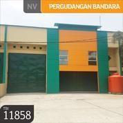 Gudang Pergudangan Bandara Benda Permai, Dadap, Tangerang, 15x28, 2 Lt, SHM (13013149) di Kota Tangerang
