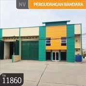 Gudang Pergudangan Bandara Benda Permai, Dadap, Tangerang, 21x30, 2 Lt, SHM (13013567) di Kota Tangerang