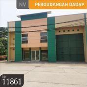 Gudang Pergudangan Bandara Benda Permai, Dadap, Tangerang, 20.5x30, 2 Lt, SHM (13013709) di Kota Tangerang