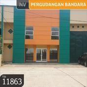 Gudang Pergudangan Bandara Benda Permai, Dadap, Tangerang, 14x30, 2 Lt, SHM (13013825) di Kota Tangerang