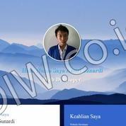 Jasa Website Dan Skripsi IT Basis Website (13015035) di Kota Tangerang Selatan