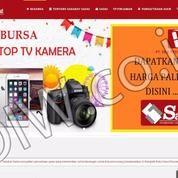 Usaha Pembuatan Website (13015243) di Kota Tangerang Selatan