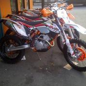 Motor Trail Ktm 250 Excf 6 Days Th 2014 (13018985) di Kota Singkawang