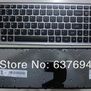 Keyboard Lenovo Z500 NUMERIC - BLACK