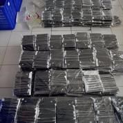 Case Iphone Samsung Xiaomi Vivo Oppo Black Matte Grosir (13026261) di Kota Jakarta Pusat