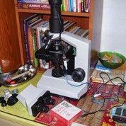 Mikroskop Binokuler CX-23 Olympus Kondisi Msh Baru Dan Murah