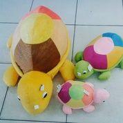 Boneka Kura Kura / Turtle Colour Metalik SNI Halus Lembut & Empuk Terdiri Dari 3 Ukuran (13033177) di Kota Jakarta Selatan