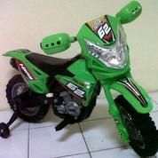 Motor Aki Mainan Anak