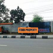Tanah Jalan Raya Bogor Cilodong (13038653) di Kota Depok