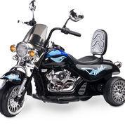 Motor Aki Mainan Anak Herlay