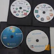 36 DVD Paket Instal Ulang Laptop Dan Komputer (OS, Software, Game, Hiren, Dan DriverPack) (1304374) di Kota Bumi