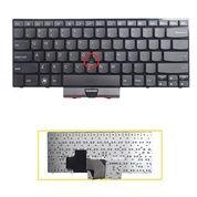 Keyboard Lenovo E320 E420 E420S - BLACK (NO STICK) (13072631) di Kota Surabaya