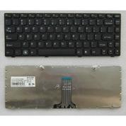 Keyboard Lenovo B470 G470 V370 V470 Z470 - BLACK (13092241) di Kota Surabaya