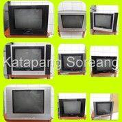 Tv 21 Inc Layar Datar Ada 5 Unit & Remot Price Per Unit Siap Pakai Katapang Soreang (13100015) di Kab. Bandung