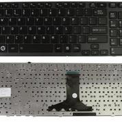 Keyboard Toshiba Satellite P750 P755 GLOSS BLACK (NUMERIC) (13106179) di Kota Surabaya