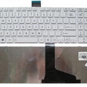Keyboard Toshiba Satellite C850 L855 S50 S55 NUMERI / RAM / HITE (13119473) di Kota Surabaya