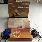 Health Lumbar Pillow Bantal Kesehatan Mengatasi Kelengkungan Tulang Belakang