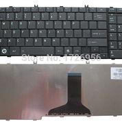 Keyboard Toshiba C650 L775 BLACK NUMERIC (13120687) di Kota Surabaya