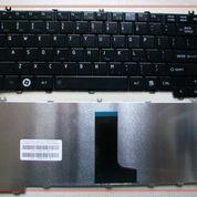 Keyboard Toshiba C600 C640 L745 - GLOSS BLACK (13120791) di Kota Surabaya